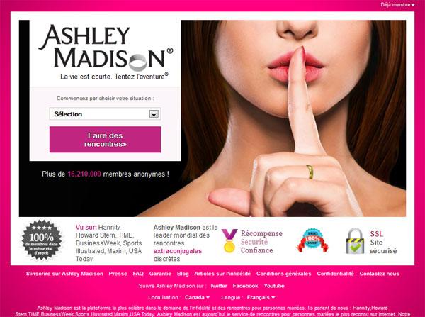 AshleyMadison.fr